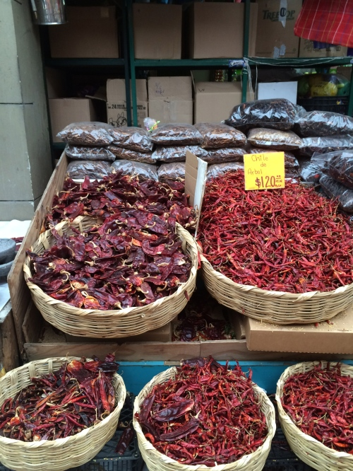 ... chilies for sales...